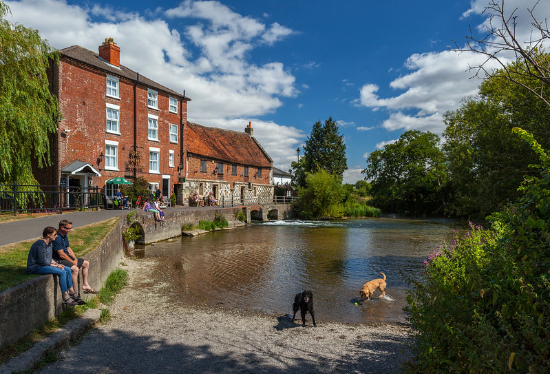 Old Mill Hotel Salisbury